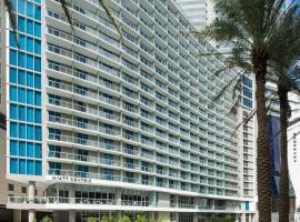 Hyatt Centric Brickell Miami, hotel in Miami