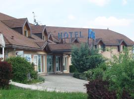 Alpha, hôtel à Épagny près de: Pilot