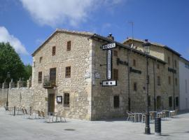 Hotel Puerta Romeros, hotel in Burgos