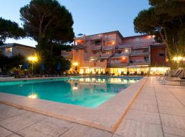 Versilia Palace Hotel, hotel in Marina di Pietrasanta