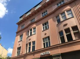 Hostel Rosemary, hotel in Prague
