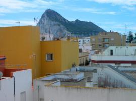 La Esteponera, hotel dicht bij: Luchthaven Gibraltar - GIB,
