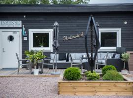 Insense Hotel, hotel in Halmstad