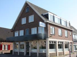 Hotel 't Meertje, hotel in Vinkeveen