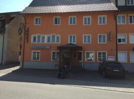 Landgasthof Ochsen, hotel in Wutöschingen