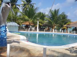 Pousada Acendedor De Estrelas, hotel near Peroba Beach, Peroba
