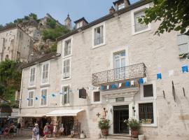 Hotel Beau Site - Rocamadour, hôtel à Rocamadour