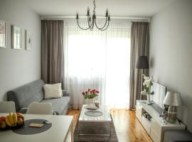 Apartament Manhattan – hotel w mieście Gorzów Wielkopolski