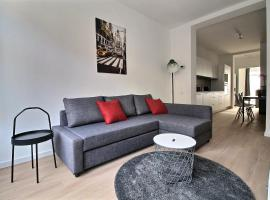 Rent a Flat - Bruxelles, hotel near Porte de Hal Museum, Brussels
