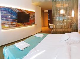 Orion Apartman, hotel a Sárvári Gyógy-és Wellnessfürdő környékén Sárváron