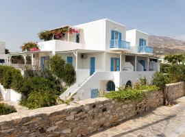 Apartments Tarsa, hotel in Drios