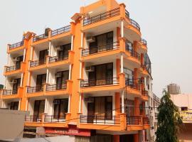 Hotel Orange Classic, hotel in Rishīkesh
