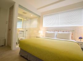 Summerbird - Bed and Brasserie, hotel near Ciroyom Station, Bandung