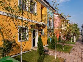 Bucharest Airport Suites & Villas, hotel din Otopeni