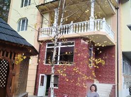 Complex Svitanok, hotel in Yaremche