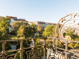 La Fenice, hotel near Aqua Park, Prague