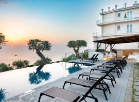 Villa Fiorella Art Hotel, hotell i Massa Lubrense