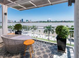 TAO Riverside Residence, отель в Пномпене