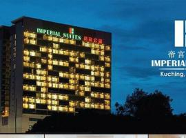 Imperial Suites Apartments, apartment in Kuching