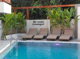 Hotel De Wualai, hotel with pools in Chiang Mai