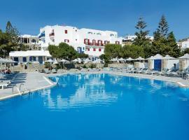 Kamari Hotel, hotel in Platis Gialos