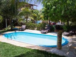 Pousada Morada do Sol, guest house in Canoa Quebrada