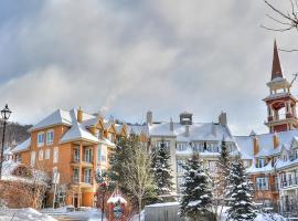 Tour des Voyageurs, hotel in Mont-Tremblant