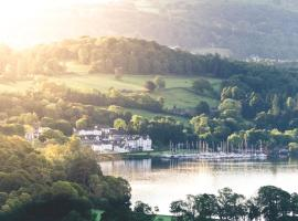 Low Wood Bay, hotel with jacuzzis in Windermere