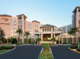 SpringHill Suites by Marriott Orlando Theme Parks/Lake Buena Vista, hotel with pools in Orlando
