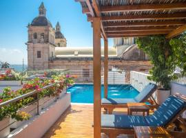 Casa Claver Loft Boutique Hotel, hotel en Cartagena de Indias