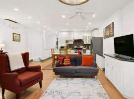 2-bedroom in Upper West Side, private entrance, Ferienwohnung in New York