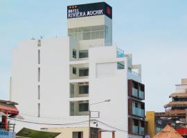 Hotel Riviera Muchik, hotel in Huanchaco