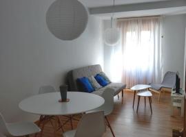 A casa da Pena Vixia, apartamento en Ourense