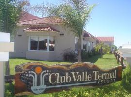 Club Valle Termal Resort, hotel en Federación