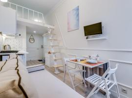 Sokroma Elegant Aparts, appartamento a San Pietroburgo