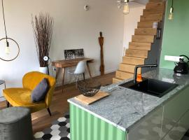 monastery studio, apartment in Utrecht