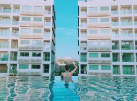 馬爾代夫渡假式公寓酒店, hotel in Pattaya South