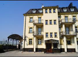 Hotel Zaodrze, hotel a Opole