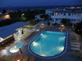 Villa Popi Studios, pet-friendly hotel in Kefalos