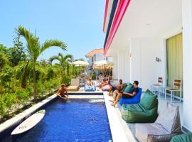 Margarita Surf Hostel, hostel in Canggu