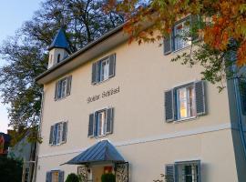 Doktorschlössl, hotel Salzburgban