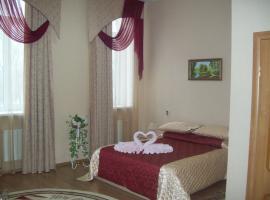 Гостиница Левый берег, отель в Ульяновске