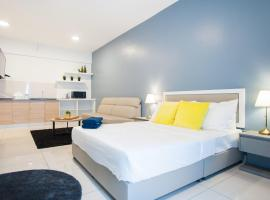 Hijauan Evo Bangi Homestay, hotel in Bangi
