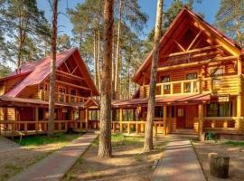 BKC Country, hotel in Sosnoviy Bor