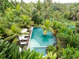 Alamdini Resort Ubud, отель в Убуде