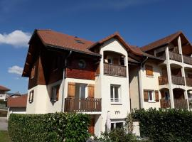 Le clos Langin, hôtel à Allonzier-la-Caille près de: Pilot