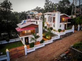 Hilltown holidays, villa in Panchgani