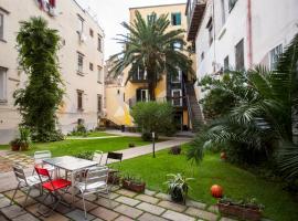 La Controra Hostel Naples, accessible hotel in Naples