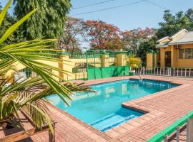 Woodlands Lodge & Tours, lodge in Livingstone