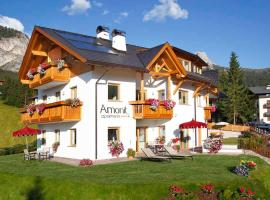 Amonit ***, apartment in Selva di Val Gardena